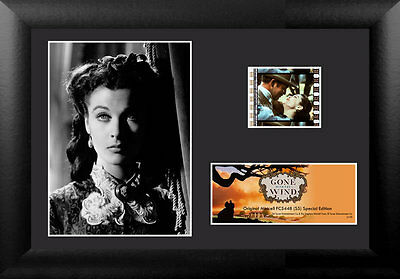 Film Cell Genuine 35mm Framed & Matted Gone With The Wind Limited Edition 5448
