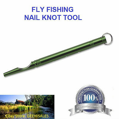 FLY FISHING Nail Knot Tool