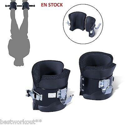 Antigravité inversion chaussure exercice musculation abdominaux + barre traction