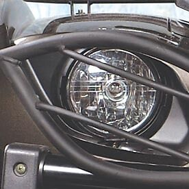 02-08 Grizzly 660 Bush Bar Headlight Guards