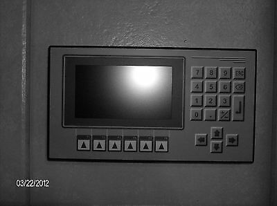 C2000 Operation Panel for Shuttle and Vertical. PN: 316889.5