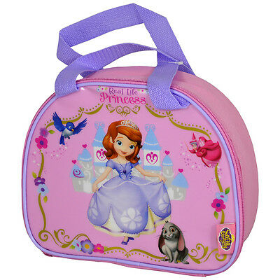 Official Licensed Product Disney Princess Sofia The First Lunch Bag School Gift