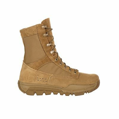 Rocky Lightweight Commercial Military Boot Rkc042 Rlw Coyote Brown