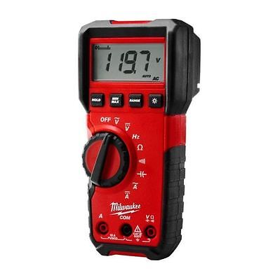 New Home Tool Durable Quality True RMS Auto Ranging Manual Digital Multimeter
