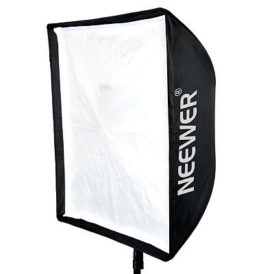 NEEWER 60x90cm Umbrella Softbox For Speedlite / Studio Flash / Speedlight ND#17