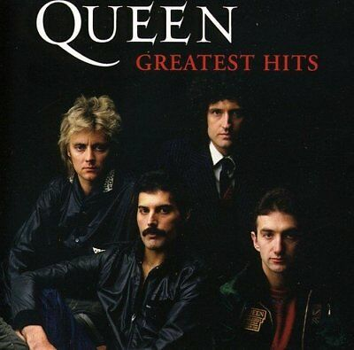 Greatest Hits by Queen New Music CD