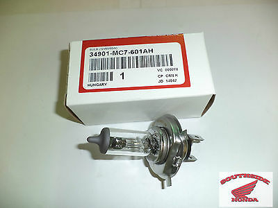 Genuine Honda Headlight  Halogen Bulb 12V 60/55W