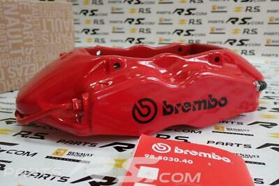 New GENUINE Renault Sport Megane III RS 250 265 275 brembo caliper front RED CUP