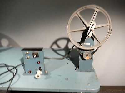 TECO 35mm Film Rewinder **Hard to Find** Real Nice....