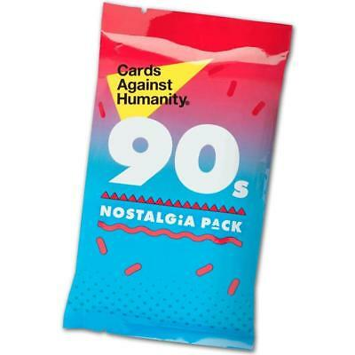 Cards Against Humanity Australian 90's Nostolgia Pack - About 1990s Old Fashion