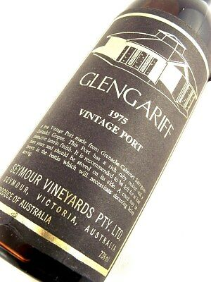 1975 Seymour Vineyards Glengariff Vintage Port Isle of Wine