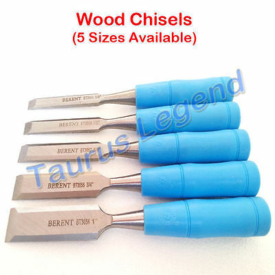 5PCs Wood Chisel Set Carpentry Tool Kit With High Quality
