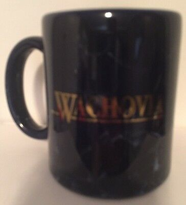 Vintage ~ Wachovia Bank Coffee/Tea Mug/Cup