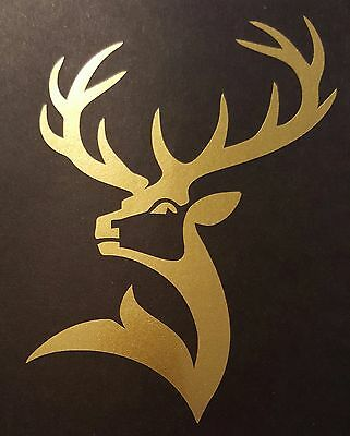 Glenfiddich scotch whisky decal