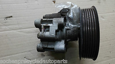 Toyota Camry 2003 Model Power Steering Pump Fits 2.4 Litre 4 Cyl 02 03 04 05 06