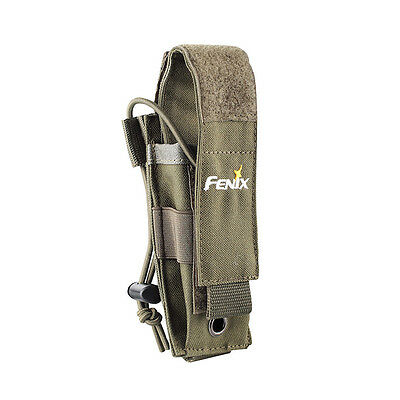 Fenix ALP-MT Olive Multifunction Pouch Holster for Flashlights Knives Multi-Tool
