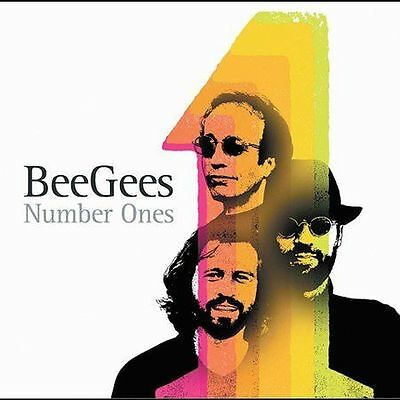 The Bee Gees : Number Ones CD