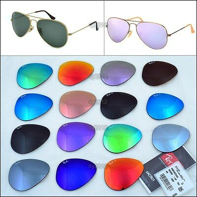 can you replace ray ban lenses