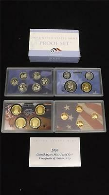 2009 S US Mint Proof 18 Coin Set