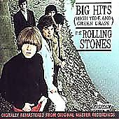 Rolling Stones : Big Hits (High Tide and Green Grass) CD