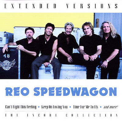 Reo Speedwagon : Extended Versions CD