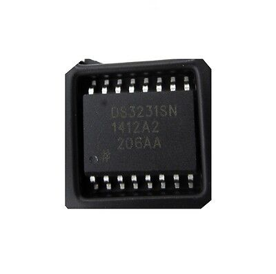 10pcs DS3231SN DS3231 IC RTC W/TCXO 16-SOIC NEW
