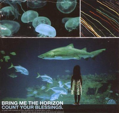 Bring Me The Horizon - Count Your Blessings - Vinyl LP + Download *NEW & SEALED*