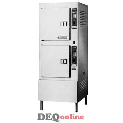 Cleveland 24CEA10 SteamCraft Gemini 10 Two Section Convection Steamer