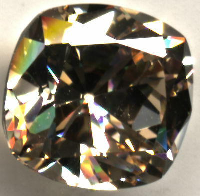 Old Mine Cut  Champagne 6mm  Loose Gemstones
