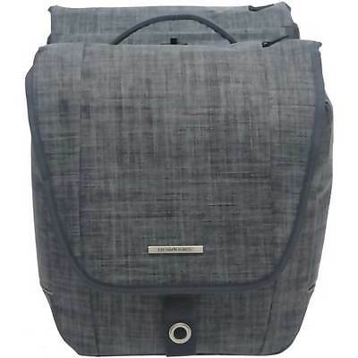 NEW LOOXS Doppelpacktasche Avero Double detachable 25L 32x33x13cm Jeans grey c..