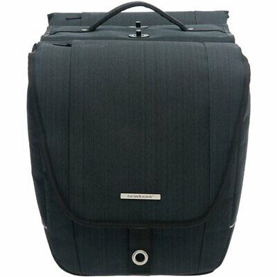 NEW LOOXS Doppelpacktasche Avero Double detachable 25L 32x33x13cm schwarz ca.1..