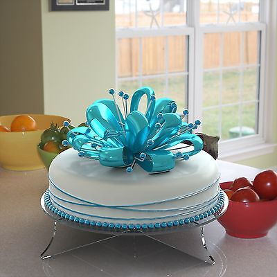 Acrylic Cake Board Riser Stand Cake Decorating Plate