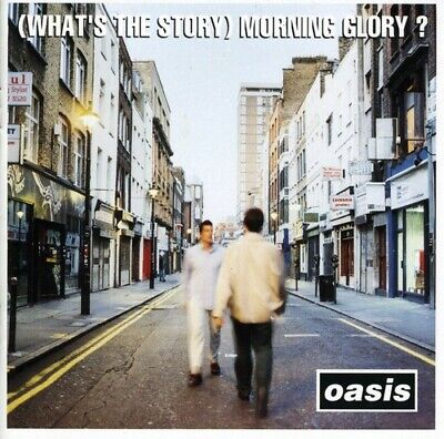 Oasis : What's the Story Morning Glory Rock 1 Disc CD