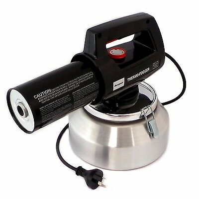 Genuine Burgess Professional Outdoor Insect Fogger 982 USA 240V