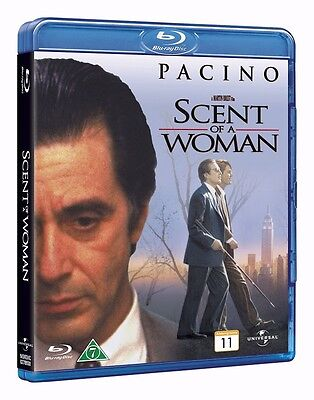 Scent of A Woman Region Free Blu Ray