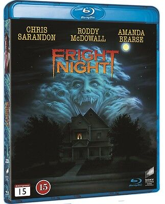 Fright Night (1985) Region Free Blu Ray