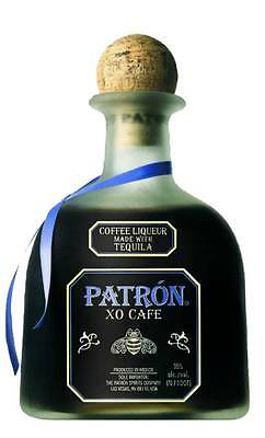 Patrón XO Cafè Coffee Tequila 750ml (Boxed)
