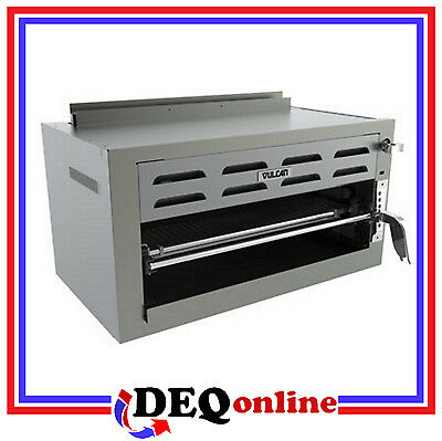 "Vulcan 36RB 36"" Heavy Duty Gas Salamander Broiler Natural Gas or Propane"