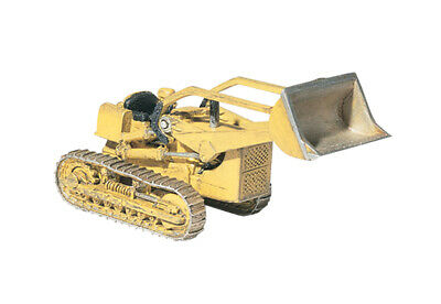 Woodland Scenics Track Type Loader CAT #6 Metal Kit HO Model Railroad D235