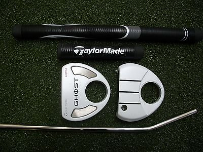 TaylorMade Ghost Corza Putter Head, Shaft, and Grip