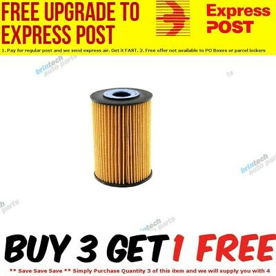 Oil Filter 2010 - For HOLDEN CAPTIVA - CG Turbo Diesel 4 2.0L Z20S1 [UX] F