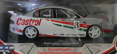 1:18 Russell Ingall Holden VT Commodore Classic Carlectables 18012