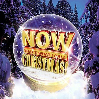 Various Artists : Now Thats What I Call Christmas! CD
