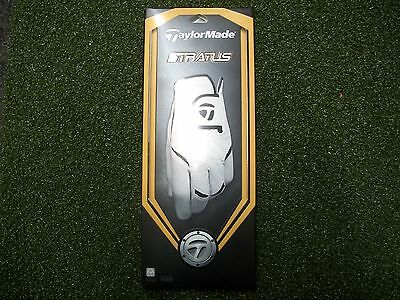 NEW TaylorMade Stratus Left Handed Golf Glove / Size: Medium