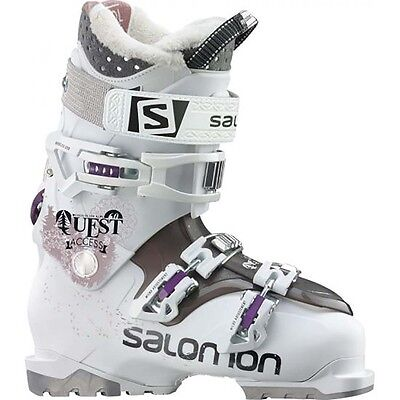 2015 Salomon Quest Access 60W Size 26.5 Women's Ski Boots