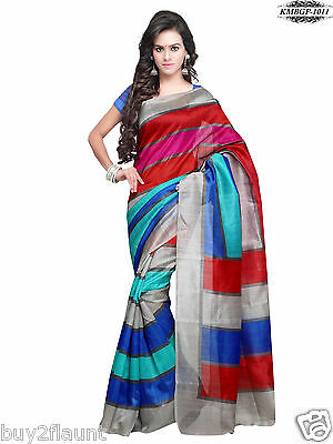 Bollywood Saree Party Wear Indian Ethnic Pakistani Designer Sari Wedding Sa 1027