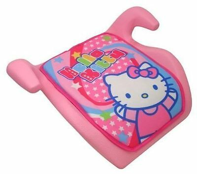 Hello Kitty Girls Child Booster Car Seat Cushion 15-36kg 3-12 Years