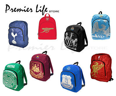 Official Football School Backpack - Foil Print Latest Design