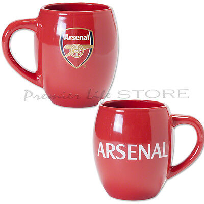 Official Arsenal F.C. Tea Tub Mug Official Football Sports Christmas Birthday