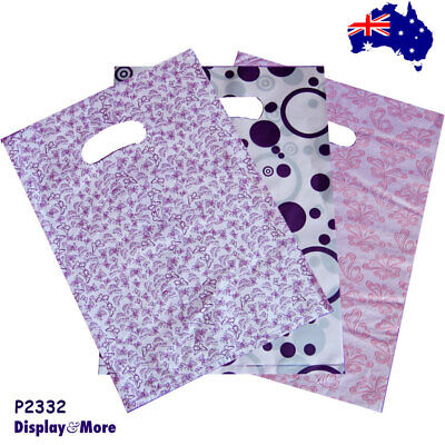 Gift Bag Jewellery | 100pcs 23x32cm | Strong RELIABLE Plastic | AUSSIE Seller